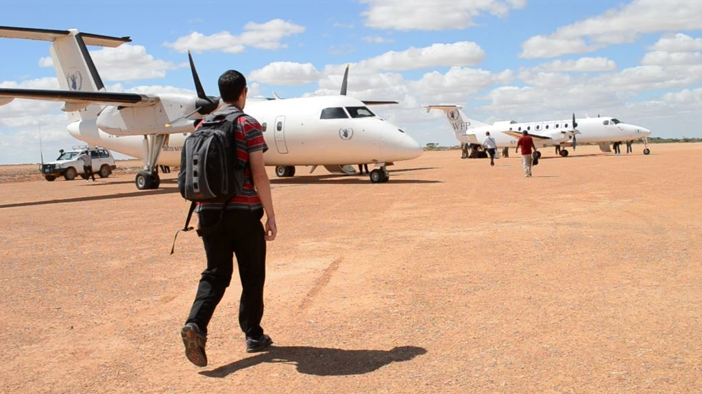 HB 3.10 | Seth traveling for HB with Adeso in Somalia. Photo Daniel J Gerstle.